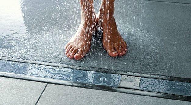 Odpływy liniowe – prysznic bez przeszkód