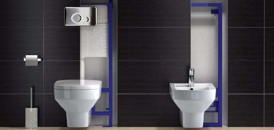stelaże podtynkowe wc