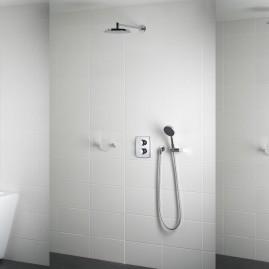 Zestaw prysznicowy podtynkowy czy natynkowy?