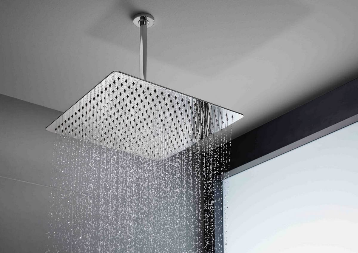 Deszczownica montaż sufit
