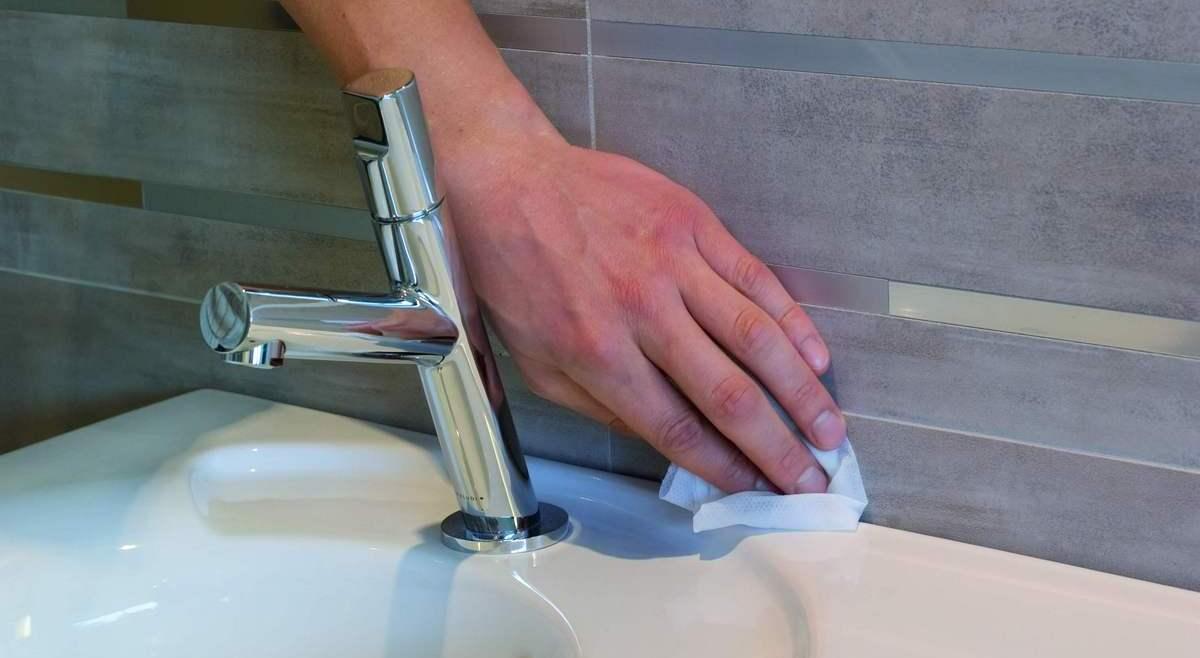 Poziom higieny w łazience