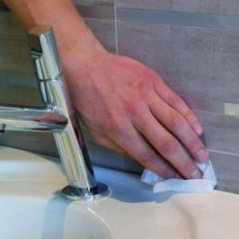 Wyższy poziom higieny w łazience