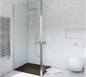kabina prysznicowa typu Walk-in